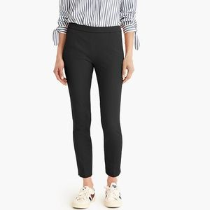 J. Crew Martie Pant in Bi-Stretch Wool 10P